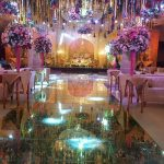 Royal Decor Wedding Event in Serene Marquee Lahore